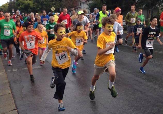 Ghost Run start line 2014